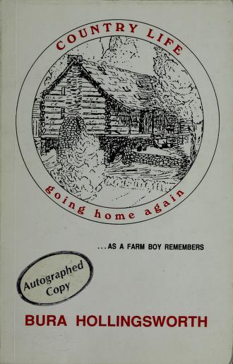 Cover of: Country Life (Going Home Again As A Farm Boy Remembers) |