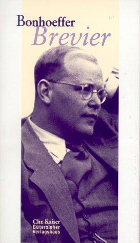 Bonhoeffer Brevier.