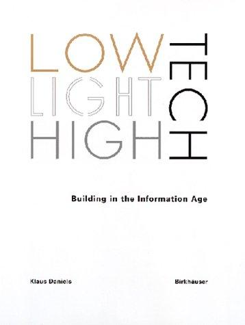 Download Low-Tech Light-Tech High-Tech