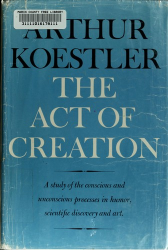 The act of creation.