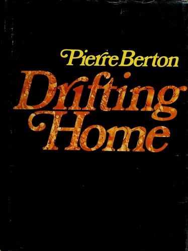 Drifting home. —