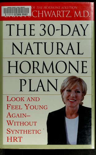 Download The 30-day natural hormone plan