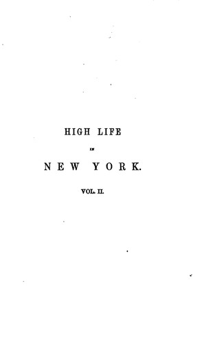 Download High life in New York