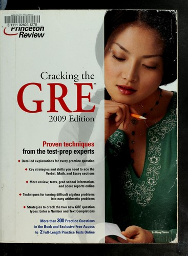 Download Cracking the GRE