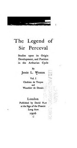 Download The legend of Sir Perceval