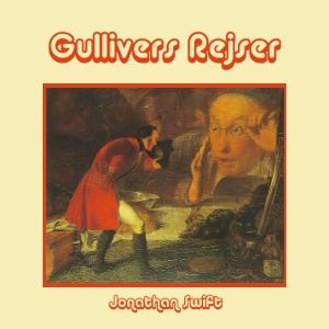 Gullivers Rejser(7395) by Jonathan Swift audiobook cover art image on Bookamo