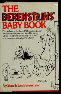Cover of: The Berenstains' Baby Book | Stan Berenstain, Jan Berenstain