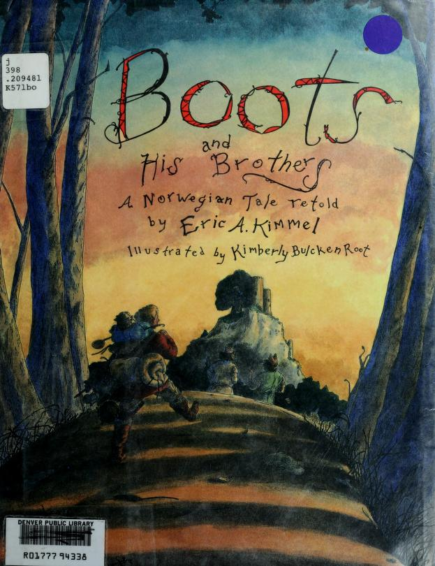 Boots and his brothers by Eric A. Kimmel