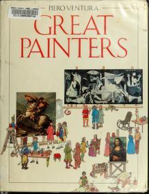 Cover of: Great painters | Piero Ventura