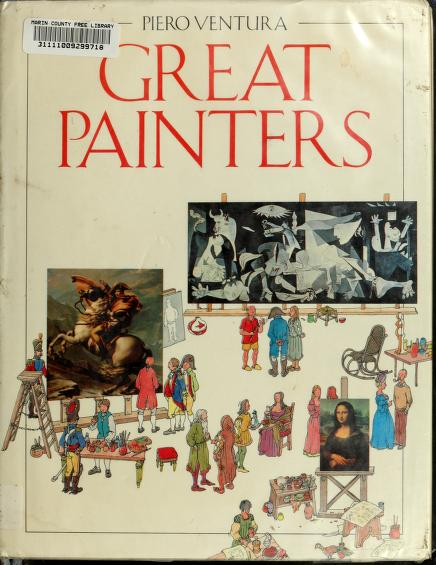 Great painters by Piero Ventura