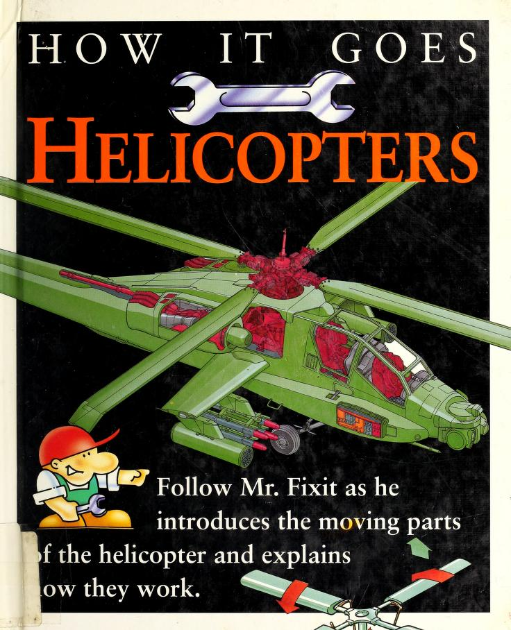 Helicopters by Kate Scarborough