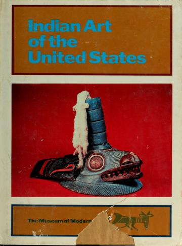 Cover of: Indian art of the United States | Frederic H. Douglas