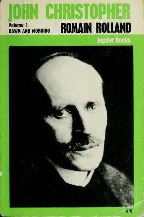 Cover of: John Christopher   Romain Rolland