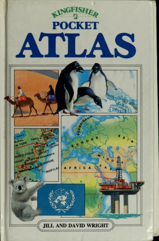 Cover of: Pocket Atlas by David Wright (undifferentiated), Wright, Jill