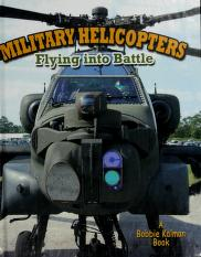 Cover of: Military helicopters | Lynn Peppas