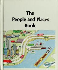 Cover of: The people and places book | Clifton Fadiman
