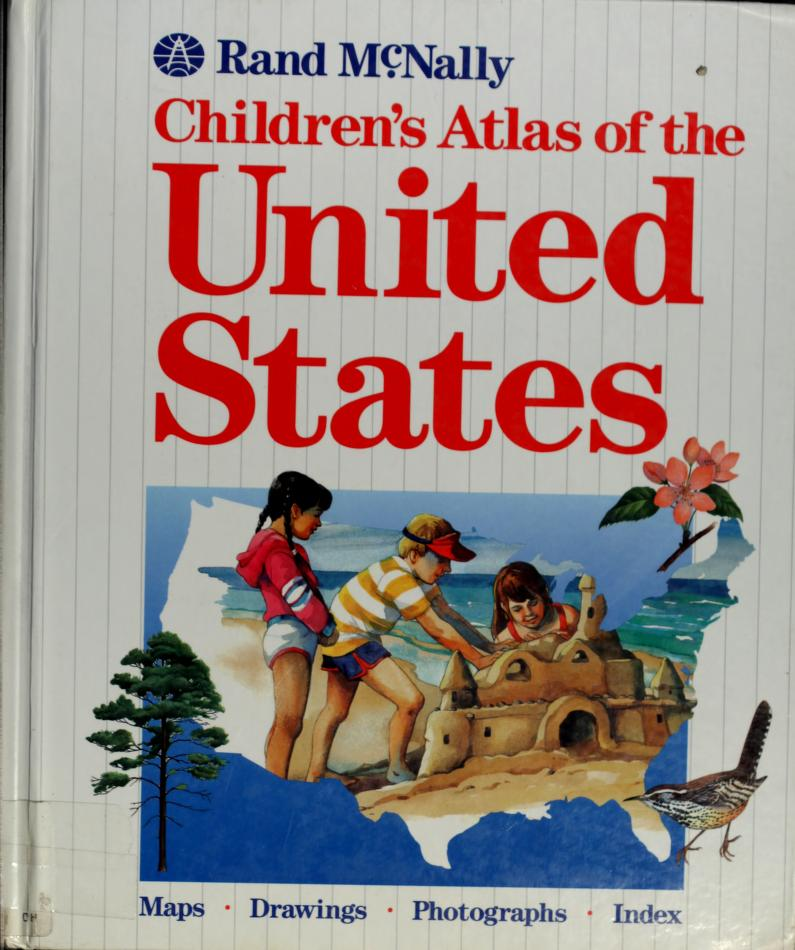 Rand McNally Children's Atlas of the United States by