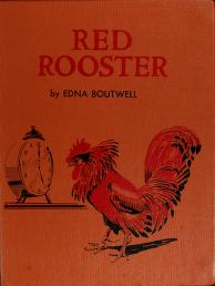 Cover of: Red Rooster | Edna Boutwell