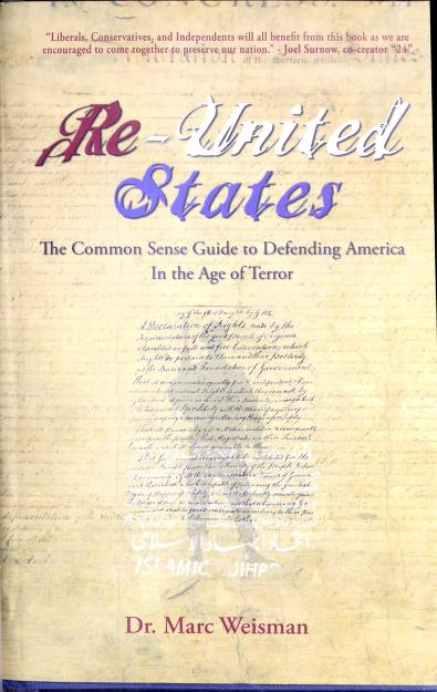 Re-United States by Marc F. Weisman