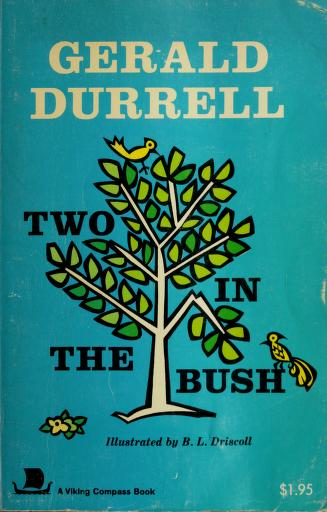 Cover of: Two in the Bush | Gerald Malcolm Durrell
