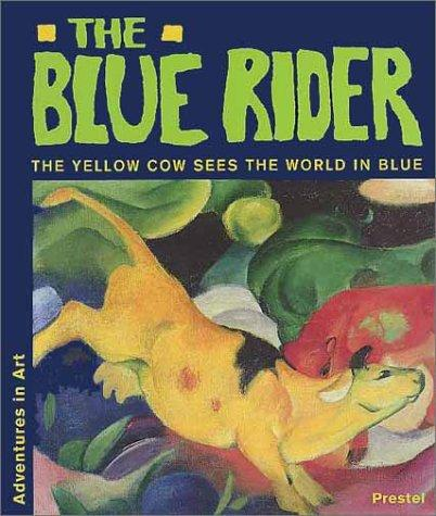 The blue rider by Doris Kutschbach