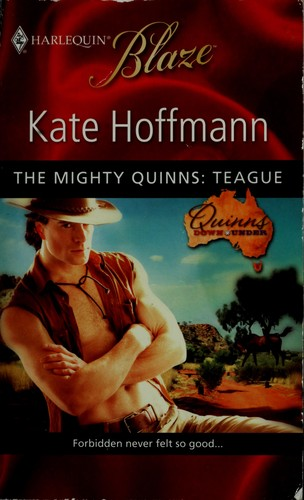 The mighty Quinns by Kate Hoffman