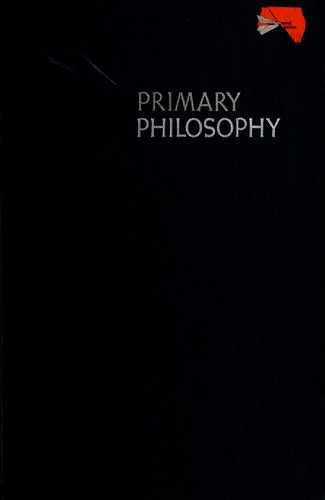 Primary philosophy by Michael Scriven