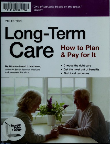 Long-term care by J. L. Matthews